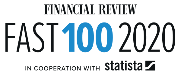 Regen is 5th Fastest Growing Company in Australia 2020 by Financial Review