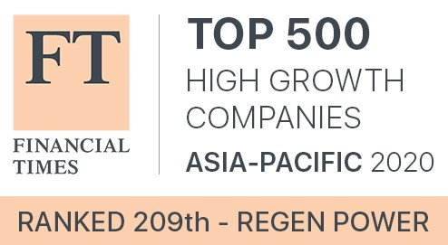 Financial Times High-Growth Companies in Asia-Pacific 2020