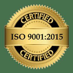 Regen is ISO9001-2015 Certified