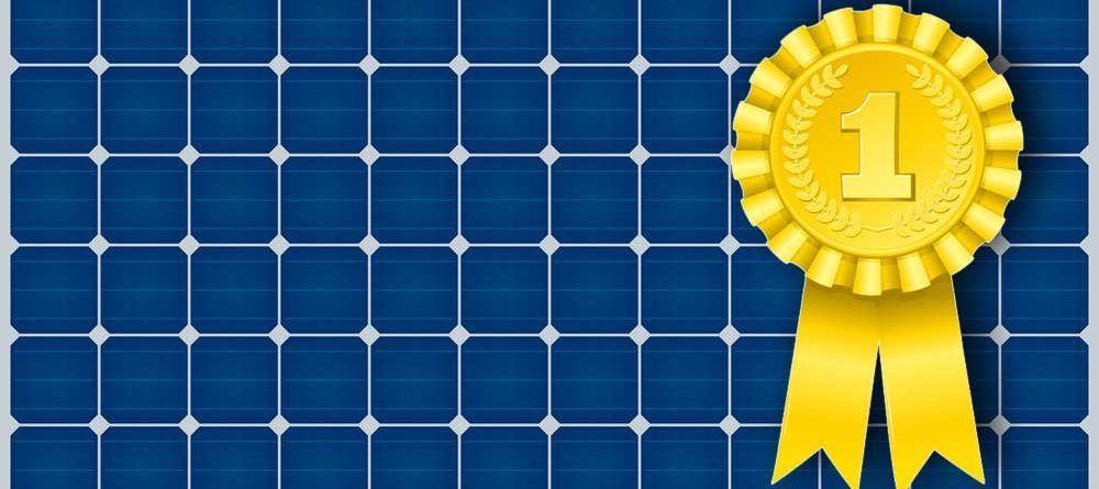 Tier1 Solar panels