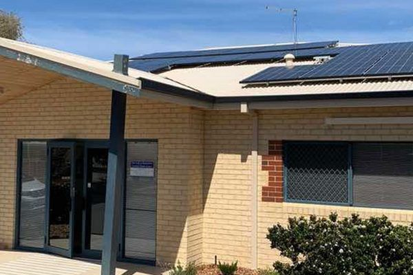 Commercial solar Mandurah