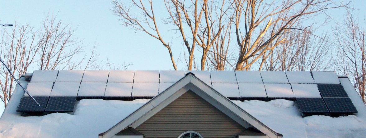 Solar panel performance in cold weather