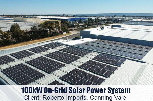 100kw solar