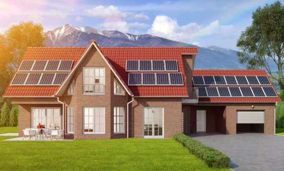 solar panels increase property value