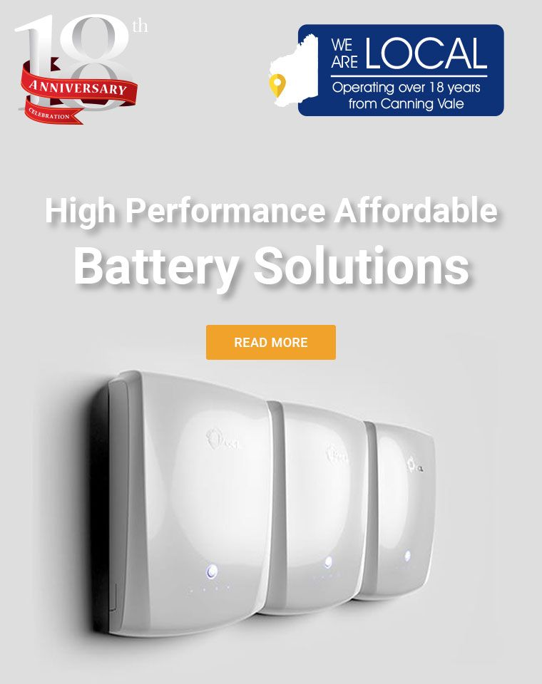 solar battery perth