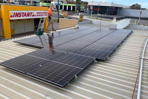 solar company Wangara