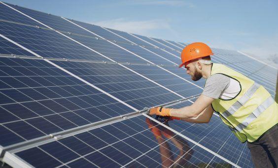 solar panels in Australia