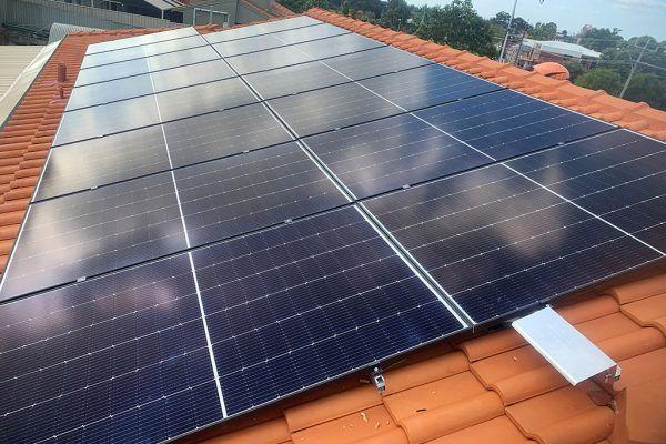 Solar + Battery installation - Darian Drive Willetton