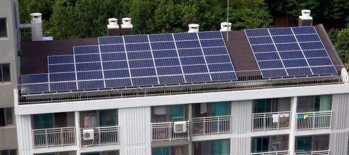 solar for individual flat apartment