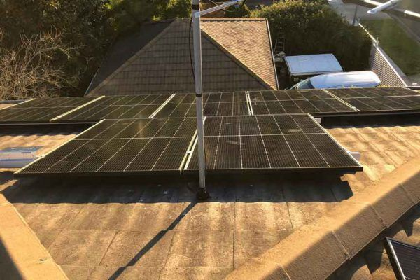 9.24 kW System with 10.3Kwh Alphs ESS Battery